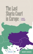 Maurits Berger , The Last Sharia Court in Europe