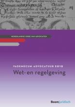 Vademecum Advocatuur 2019