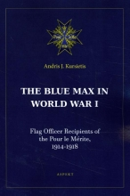 Andris J. Kursietis , The Blue Max in World War I