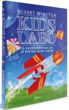 Robert Winston , Kids Labo: 25 experimenten die je buiten kunt doen