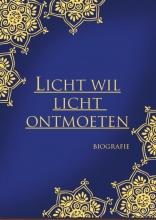 Indra  Steenbrink Licht wil Licht ontmoeten