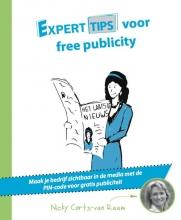 Nicky Corts-van Raam , Experttips voor free publicity