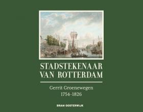 Bram  Oosterwijk Stadstekenaar van Rotterdam