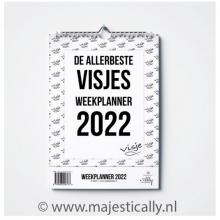 , De allerbeste Visjes weekplanner 2022