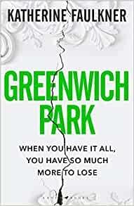 Katherine Faulkner,Greenwich Park
