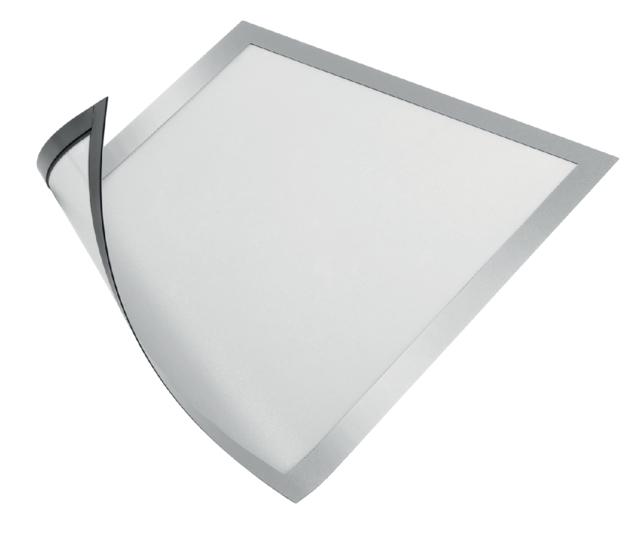 ,Duraframe Durable 494723 magnetisch A5 zilver