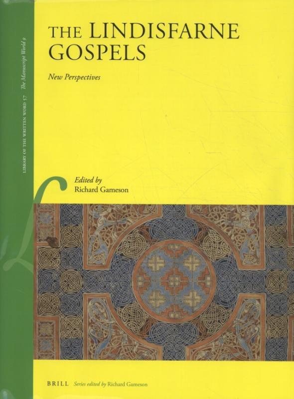,The Lindisfarne Gospels