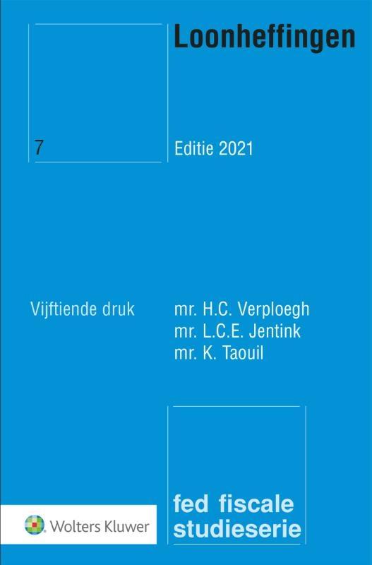 H.C. Verploegh,Loonheffingen