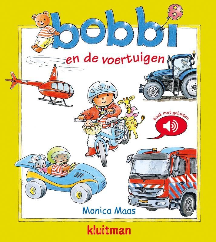 Monica Maas,Bobbi en de voertuigen