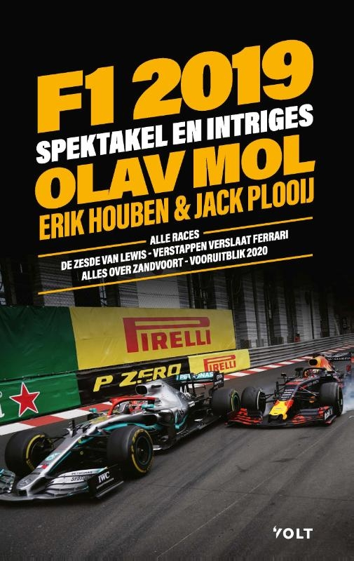 Olav Mol, Erik Houben, Jack Plooij,F1 2019