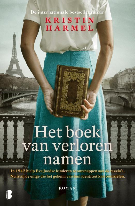 Kristin Harmel,Het boek van verloren namen