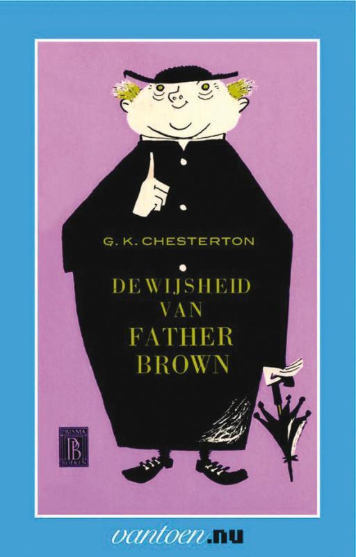G.K. Chesterton,De wijsheid van Father Brown