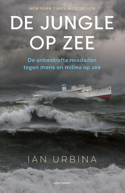 Ian Urbina,De jungle op zee