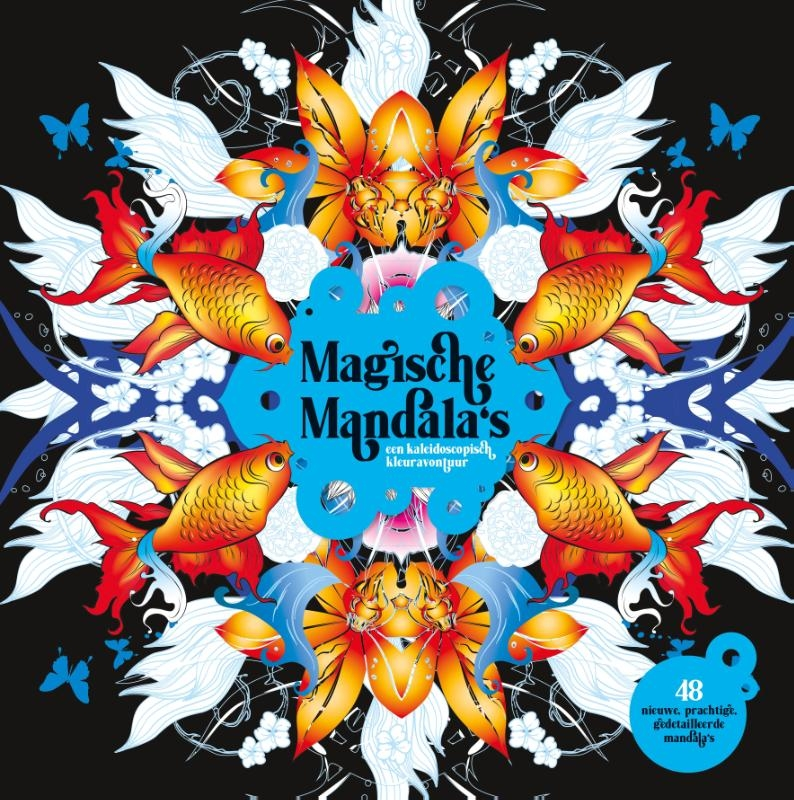 ,Magische Mandala`s