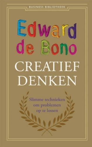 Edward de Bono,Creatief denken