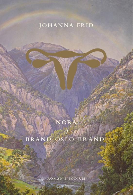 Johanna Frid,Nora, of brand Oslo brand!