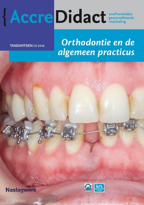 Nicoline van der Kaaij,Orthodontie en de algemeen practicus