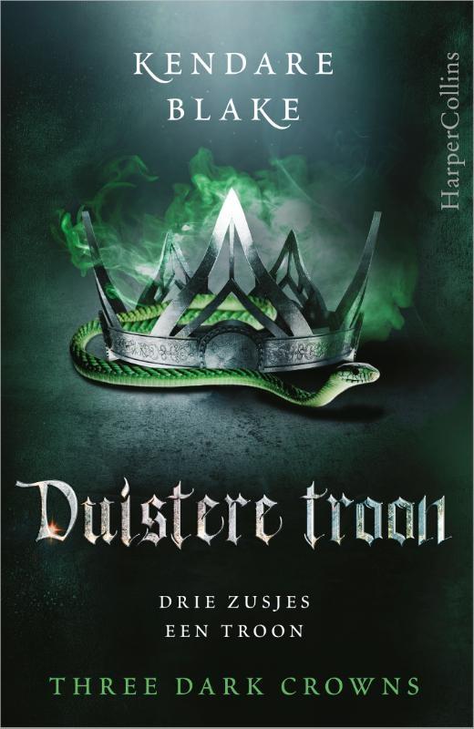 Kendare Blake,Duistere troon