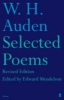 W.H. Auden,Selected Poems