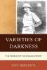 Don Meredith, ,Varieties of Darkness