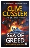 Cussler, Clive,Sea of Greed