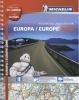 ,Atlas Michelin Europa 2016