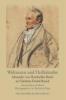 Humboldt, Alexander von,Weltmann und Hofkünstler