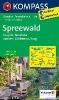 ,Spreewald - Teupitz - Beeskow - Lübben - Lübbenau - Burg 1 : 50 000