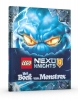 ,<b>LEGO Nexo Knights - Het boek van Monstrox</b>