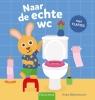 <b>Anita Bijsterbosch</b>,Naar de echte wc
