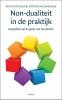 Rients  Ritskes, Arthur  Nieuwendijk,Non-dualiteit in de praktijk