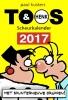 <b>Paul  Kusters</b>,Toos en Henk scheurkalender 2017