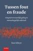 Kees  Schuyt,Tussen fout en fraude
