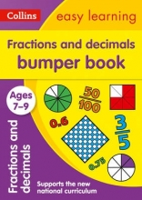 Collins UK Fractions and Decimals Bumper Book