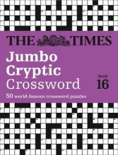 The Times Mind Games Times Jumbo Cryptic Crossword Book 16