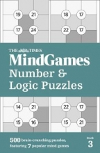 Times Mind Games Number and Logic Puzzles Book 3
