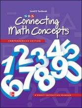 McGraw-Hill Education,   SRA/McGraw-Hill Connecting Math Concepts Level E, Textbook
