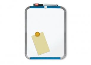 , Whiteboard Nobo Slim Line 22x28cm wit