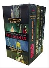 Neil,Gaiman Neil Gaiman 4 Book Box Set