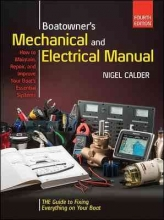 Calder, Nigel Boatowners Mechanical and Electrical Manual