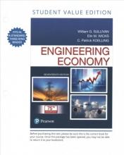 Sullivan, William G.,   Wicks, Elin M.,   Koelling, C. Patrick Engineering Economy