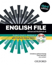 English File: Advanced. MultiPACK B with iTutor and Online Skills