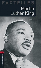 McLean, Alan Level 3: Martin Luther King Audio Pack