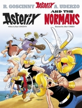 Rene,Goscinny Asterix  Asterix and the Normans (english)