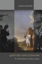 Schutjer, Karin Goethe and Judaism