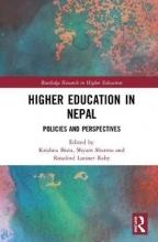 Krishna (Morgan State University, USA) Bista,   Shyam (Stony Brook University, USA) Sharma,   Rosalind Latiner (California State University, USA) Raby Higher Education in Nepal