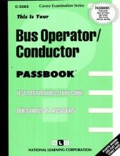 Rudman, Jack Bus Operator Conductor