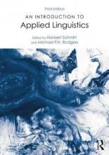 Norbert (University of Nottingham, UK) Schmitt,   Michael P.H. Rodgers An Introduction to Applied Linguistics