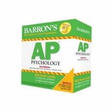 McEntarffer, Robert, Ph.D.,   Weseley, Allyson J. Barron`s AP Psychology