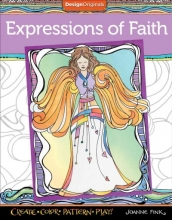 Fink, Joanne Expressions of Faith Coloring Book